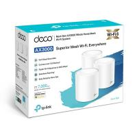 TP-Link Deco X60 AX3000 Whole Home Mesh Wi-Fi System - 3 Pack