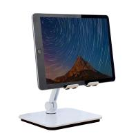BlueEye Full Motion 3 in 1 Smartphone Tablet and Notebook Holder - White