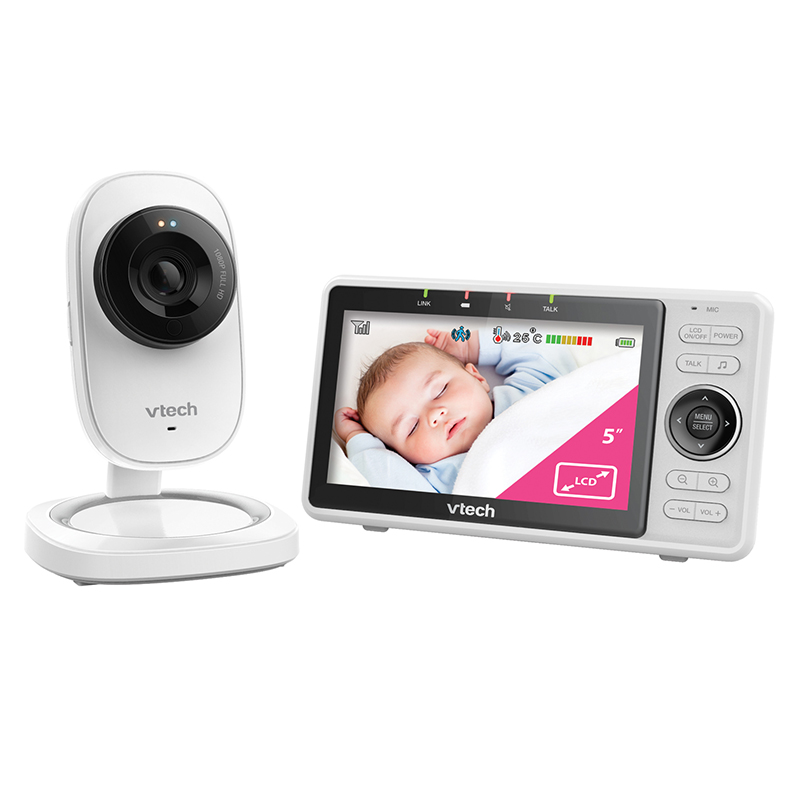 VTech 1080p HD Video Monitor with Remote Access (RM5752)