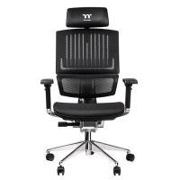 Thermaltake CyberChair E500 Ergonomic Gaming Chair - Black