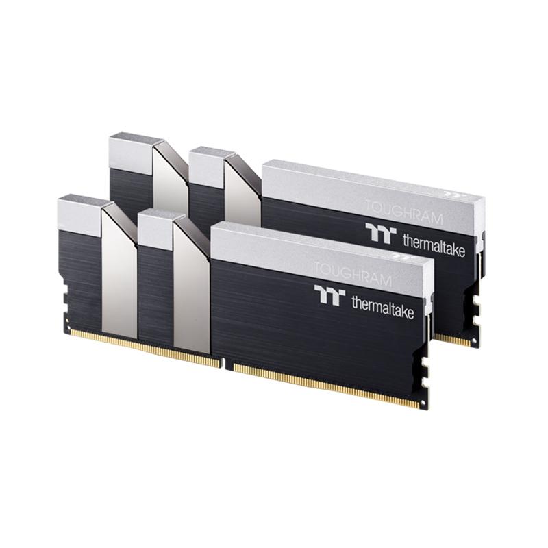 Thermaltake 16GB (2x8GB) R017D408GX2-4000C19A ToughRam 4000MHz DDR4 RAM Black Edition