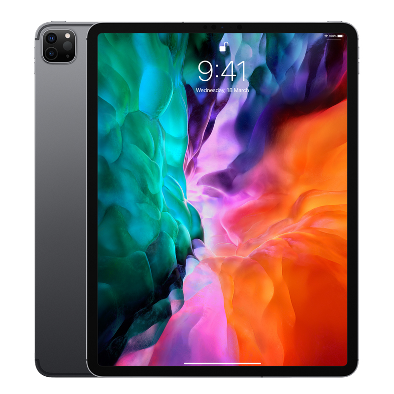 Apple 12.9 inch iPad Pro - WiFi 512GB - Space Grey (MXAV2X/A)