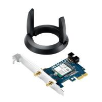 Asus PCE-AC55BT B1 AC1200 Dual-Band Wireless PCIE and Bluetooth Adapter