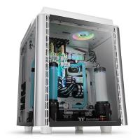 Thermaltake Level 20 HT Tempered Glass Full Tower E-ATX Case - White