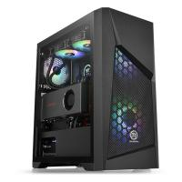 Thermaltake Commander G32 Tempered Glass ARGB Mid Tower ATX Case