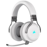Corsair Virtuoso RGB Wireless Gaming Headset - White