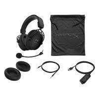 Kingston HyperX Cloud Alpha S Gaming Headset - Black