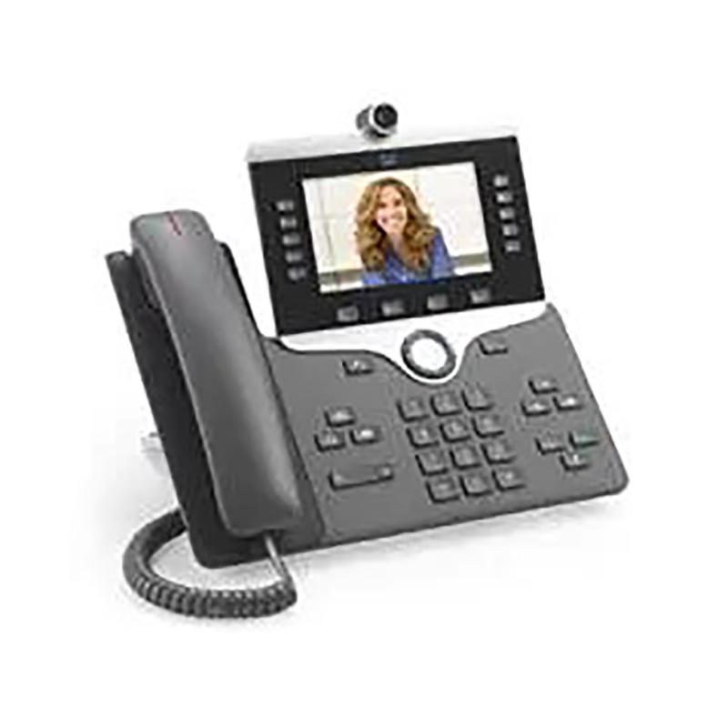 Cisco IP Phone 8865 Charcoal