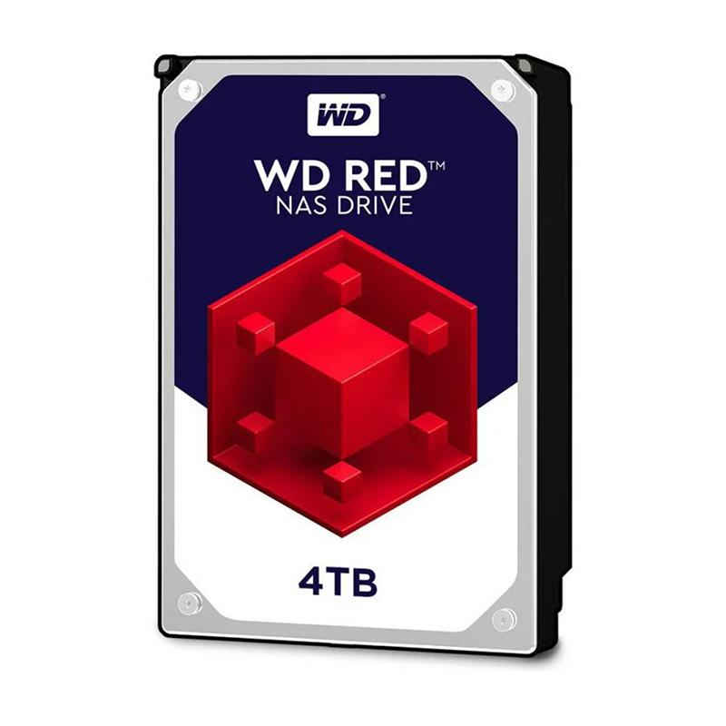 Western Digital 4TB Red 3.5in SATA NAS Hard Drive (WD40EFAX)