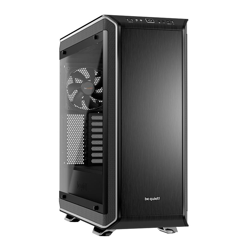 be quiet! Dark Base Pro 900 E-ATX Case Rev 2 - Silver