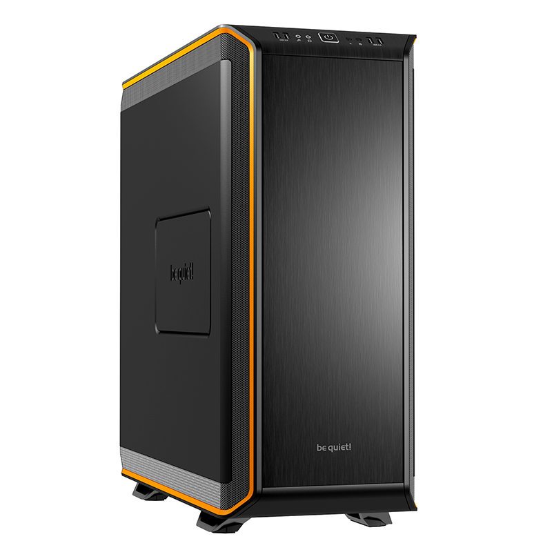 be quiet! Dark Base 900 E-ATX Case - Orange