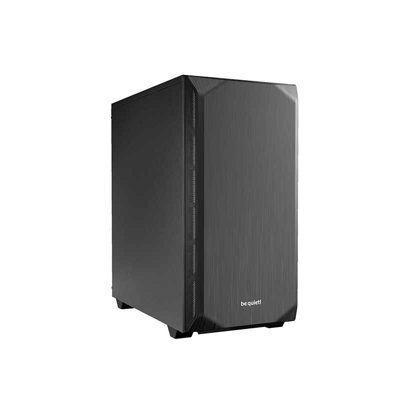 be quiet! Pure Base 500 Mid Tower ATX Case - Black