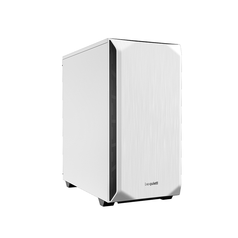 be quiet! Pure Base 500 Mid Tower ATX Case - White