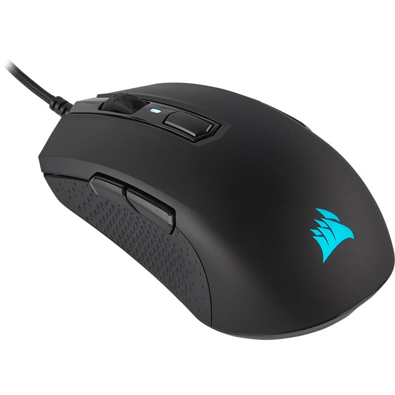 Corsair M55 RGB Pro Ambidextrous Multi Grip Gaming Mouse