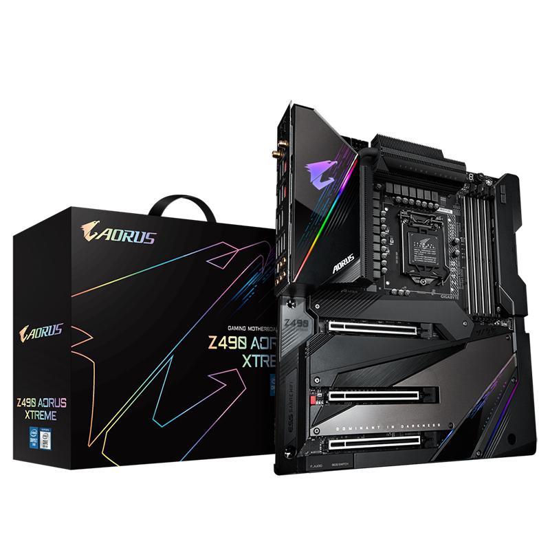 Gigabyte Z490 Aorus Xtreme LGA 1200 E-ATX Motherboard