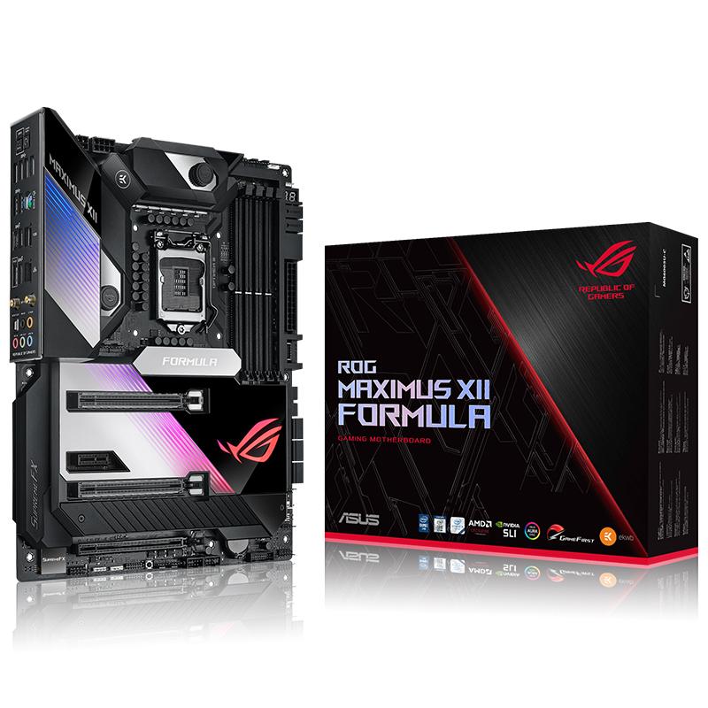 Asus ROG Maximus XII Formula LGA 1200 ATX Motherboard