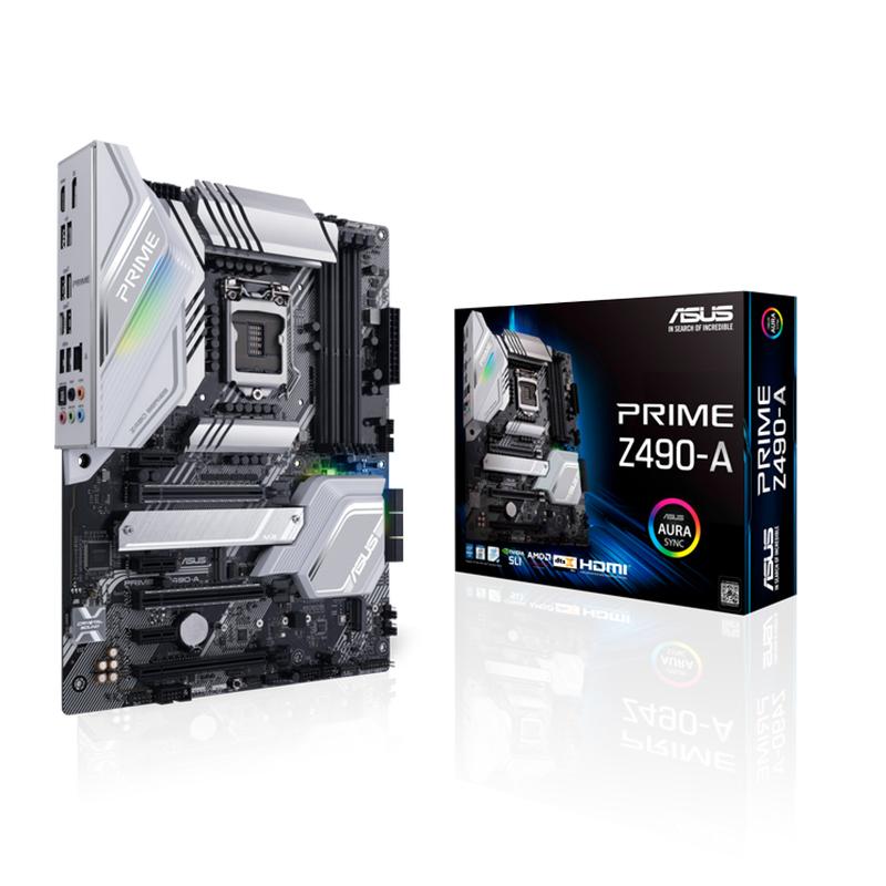 Asus Prime Z490-A LGA 1200 ATX Motherboard