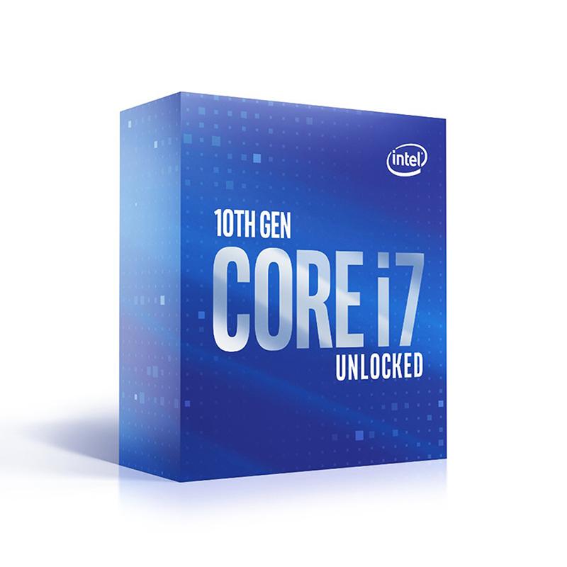 Intel Core i7 10700K 8 Core LGA 1200 3.80GHz CPU Processor