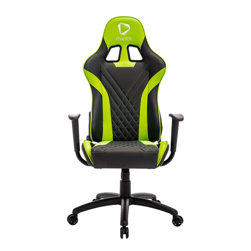 ONEX GX2 Series Gaming Chair - Black/Green