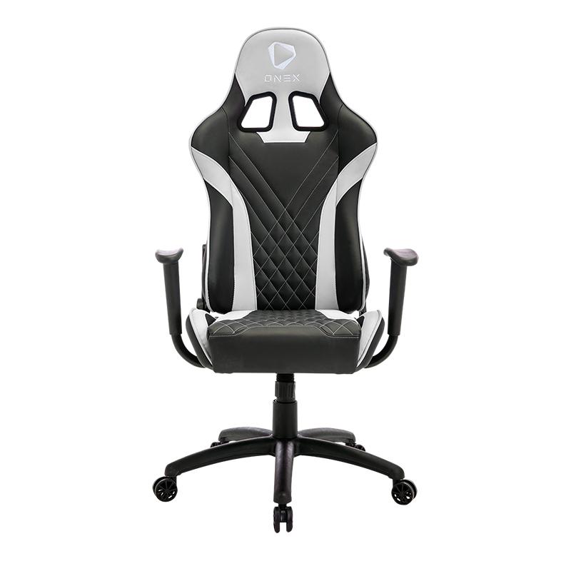ONEX GX2 Series Gaming Chair - Black/White