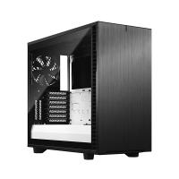 Fractal Design Define 7 Tempered Glass Mid Tower E-ATX Case - Black/White