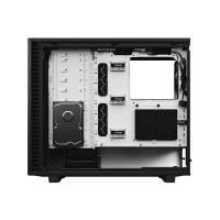 Fractal Design Define 7 Tempered Glass Mid Tower E-ATX Case - Black/White