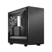 Fractal Design Define 7 Tempered Glass Mid Tower E-ATX Case - Gray