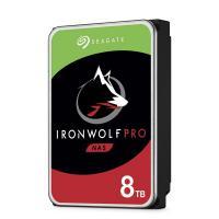 Seagate 8TB IronWolf Pro 3.5 SATA NAS Hard Drive (ST8000NE001)