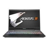 Gigabyte Aorus 5 15.6in FHD IPS 144Hz i7-9750H GTX1650 512GB SSD Gaming Laptop (AORUS 5 NA-7AU1130SH)