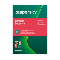 Kaspersky Internet Security 1 Year 3 Devices - Digital Key