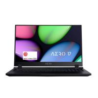 Gigabyte Aero 17.3in FHD 144Hz i7-10750H RTX2070 Super 512GB SSD 16GB RAM W10H Gaming Laptop (AERO 17 XB-7AU1130SH)