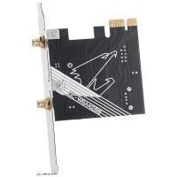 Gigabyte WBAX200 WiFi 6 AX200 Wireless PCIe Adapter