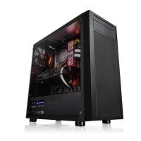 Thermaltake Versa J22 Tempered Glass Mid Tower ATX Case