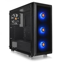 Thermaltake Versa J23 Tempered Glass RGB Mid Tower ATX Case