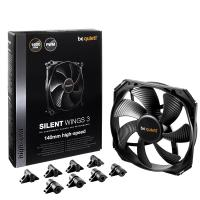 be quiet! Silent Wings 3 140mm PWM High Speed Fan