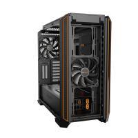 be quiet! Silent Base 601 Tempered Glass ATX Case - Orange