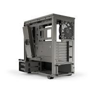 Be Quiet! Pure Base 500 Tempered Glass ATX Case - Metalic Gray