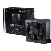 be quiet! 500W Pure Power 11 80+ Gold Power Supply (BN901)