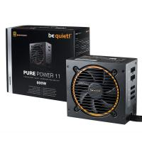 be quiet! 600W Pure Power 11 CM Semi Modular 80+ Gold Power Supply (BN917)