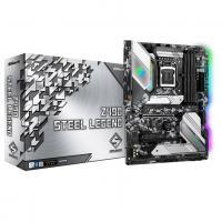 ASRock Z490 Steel Legend LGA 1200 ATX Motherboard