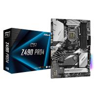 ASRock Z490 Pro4 LGA 1200 ATX Motherboard