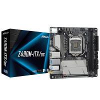 ASRock Z490M-ITX/ac LGA 1200 ITX Motherboard