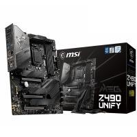 MSI MEG Z490 Unify LGA 1200 ATX Motherboard