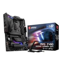 MSI MPG Z490 Gaming Carbon Wifi LGA 1200 ATX Motherboard
