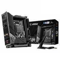 MSI MEG Z490I Unify LGA 1200 ITX Motherboard
