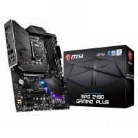 MSI MPG Z490 Gaming Plus LGA 1200 ATX Motherboard