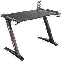 Eureka Ergonomic Z1-S Gaming Desk - Black
