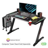 Eureka Ergonomic Z2 RGB PC Gaming Desk