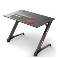 Eureka Ergonomic Small Gaming Computer Desk - Black