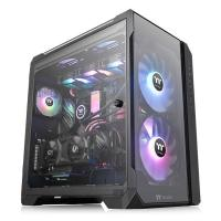 Thermaltake View 51 TG ARGB Full Tower E-ATX Case - Black